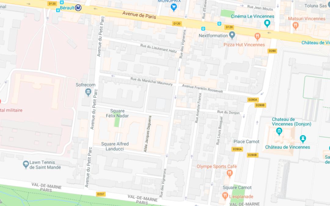 Carré magique de Vincennes : les prix de l'immobilier